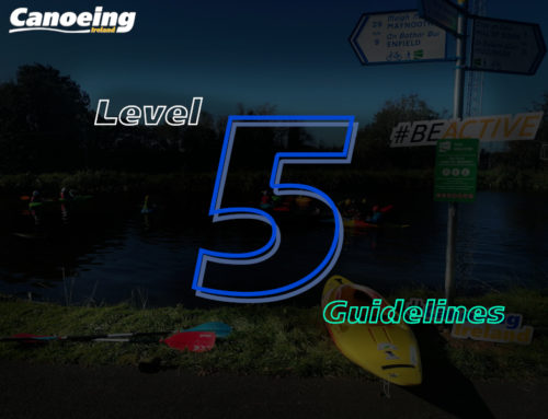 Current Level 5 Restrictions for Paddlesports