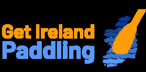 Get Ireland Paddling Logo